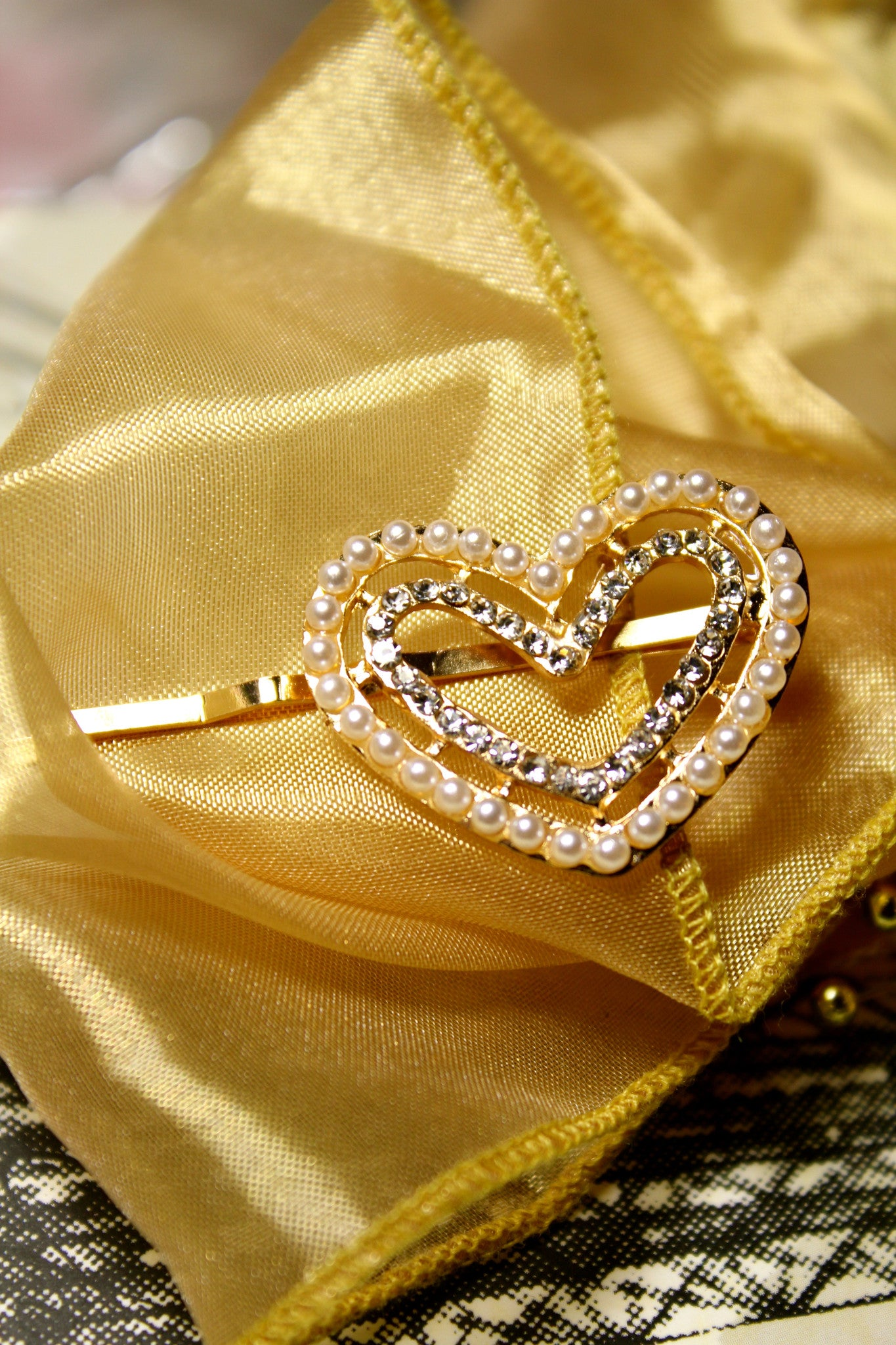 The Goddess's Heart Pin