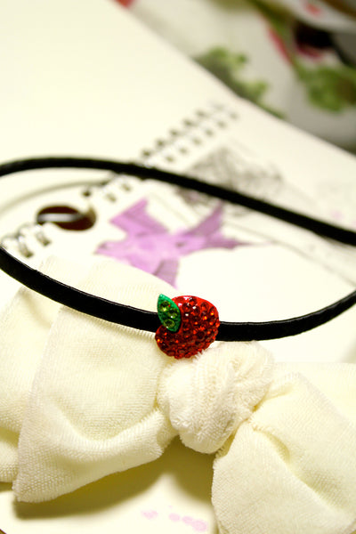 An Apple a Day Headband