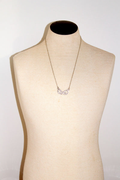 Double Wings Necklace