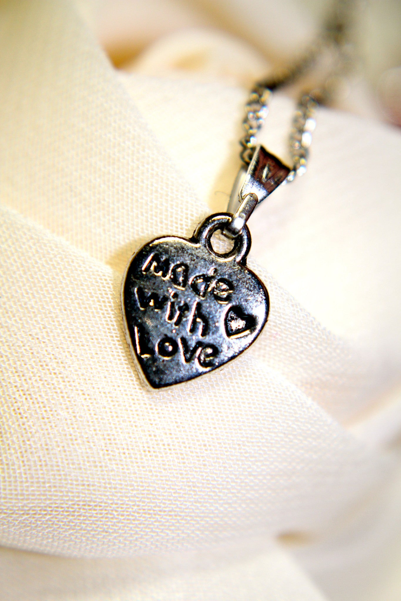Made with Love Necklace