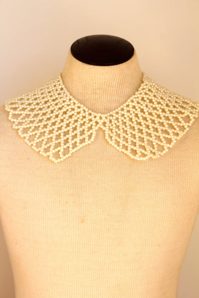 Dear Romance Bib Necklace