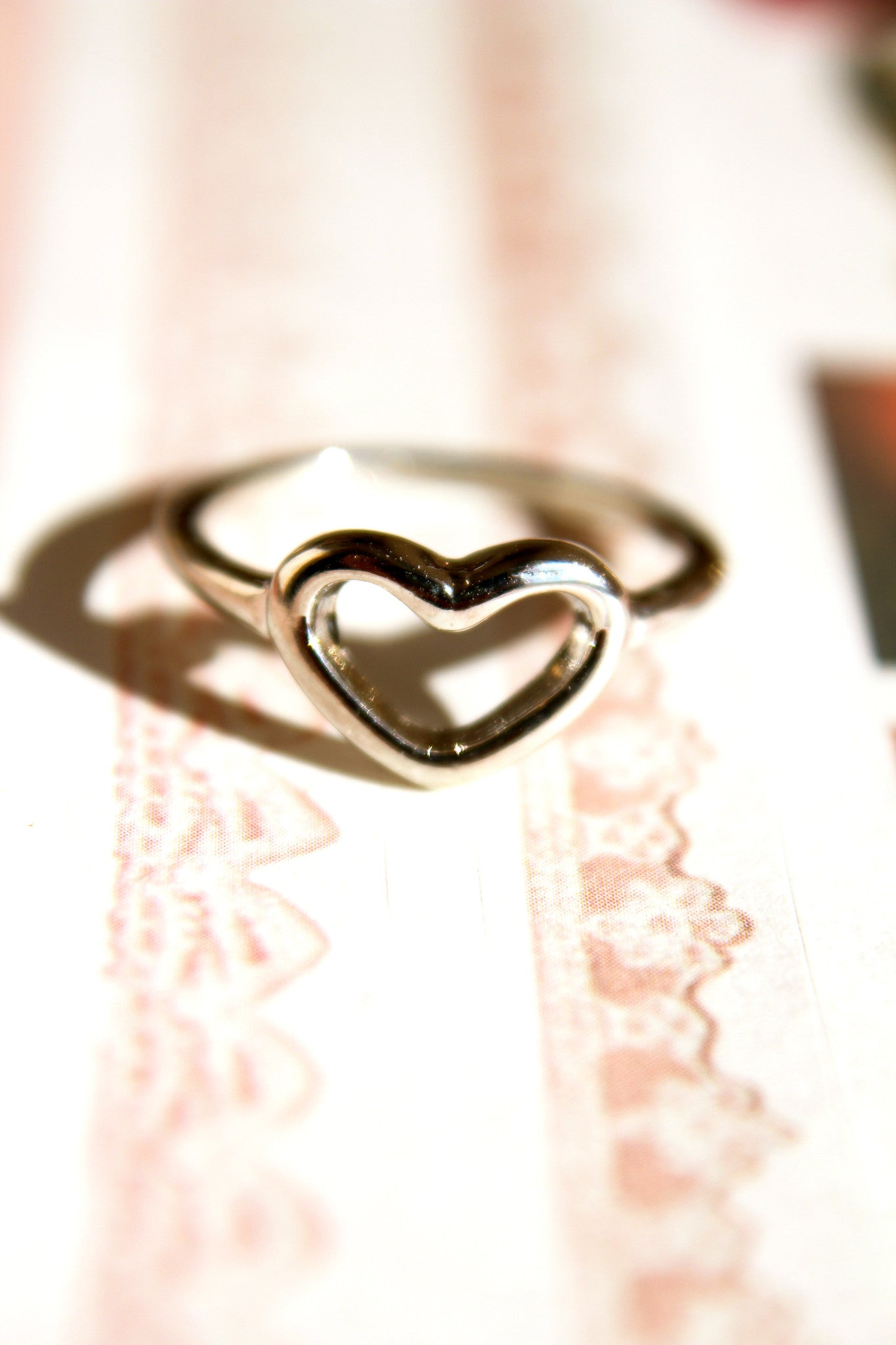 Fulfilled Heart Ring