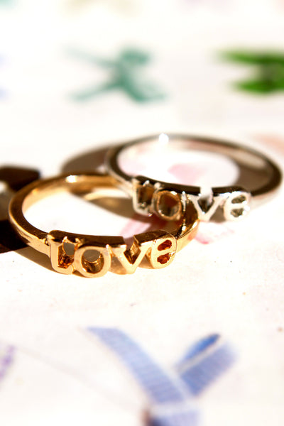 """Love"" is a Four Letter Word"