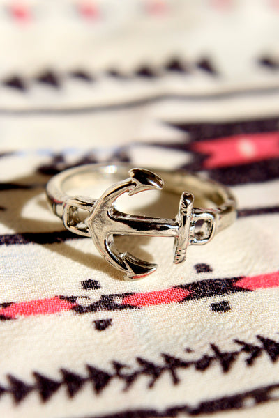 Ahoy Sailor Ring