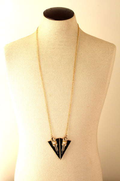 Dark Fortitude Necklace