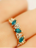 The Brilliant Sparkler Ring