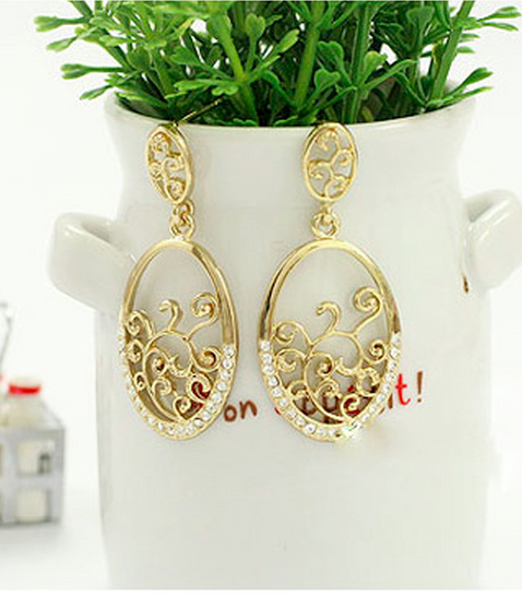 Blooming Time Earrings