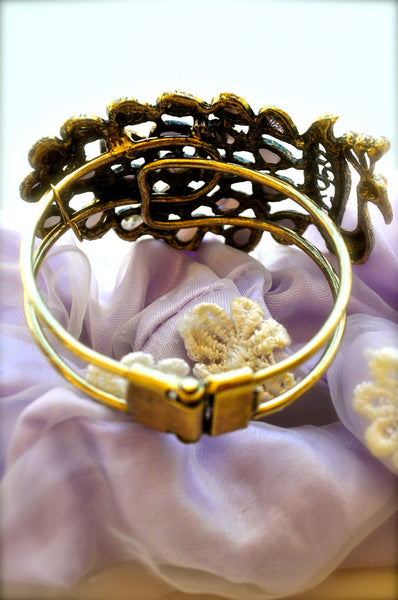 Feathers of Hope Bangle