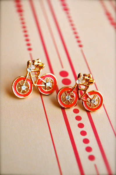 Cruising Through Life Earrings