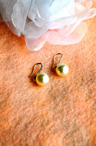 Ariel's Treasure Pearl Earrings