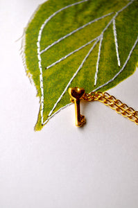 Key of Life Necklace