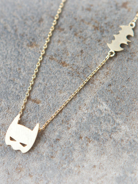 Batman Superhero Necklace