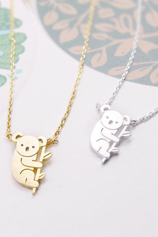 Koala Me Necklace