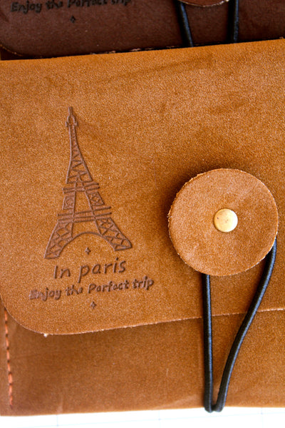 Vacation in Paris Pouch