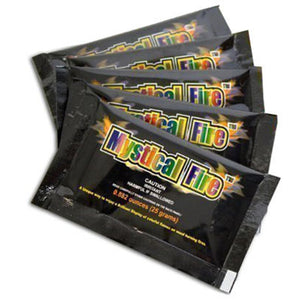 Rainbow Fire Packets