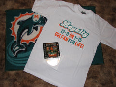 Loyalty (17-0 or 1-15) Loyal Dolphins fans only!!