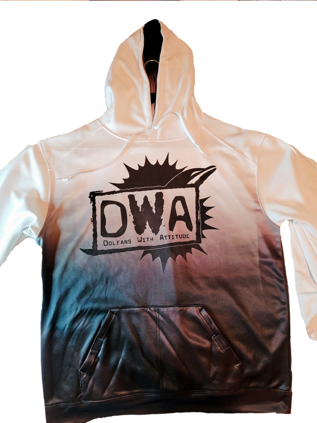 🐬 DWA (2Tone Color Rush) Hoodie 🐬
