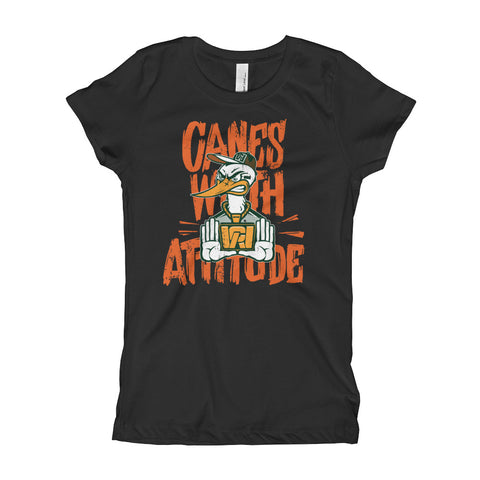CWA Girl's T-Shirt