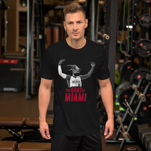 The Goat Of Miami #3 Short-Sleeve Unisex T-Shirt