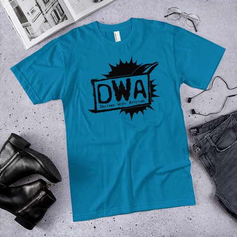 DWA Black logo T-Shirt
