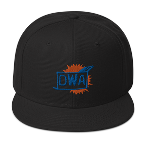 Dolfans With Attitude Snapback Hat