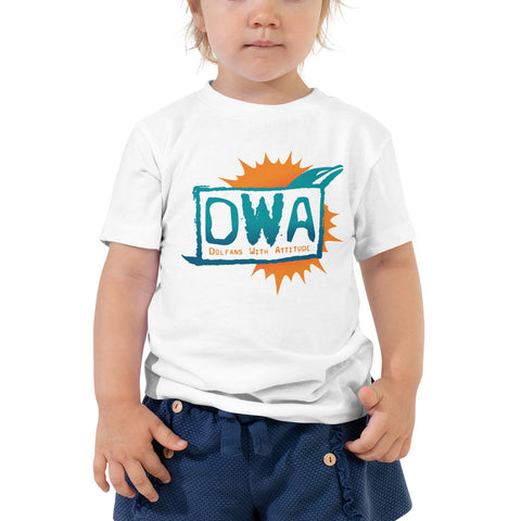 DWA Toddler Short Sleeve Tee