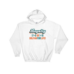 Dolfan Loyalty Hooded Sweatshirt