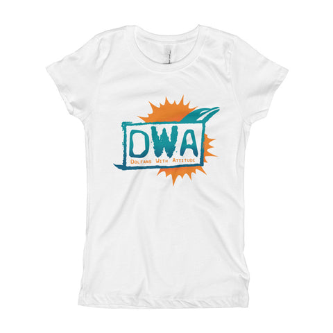 DWA Girl's T-Shirt