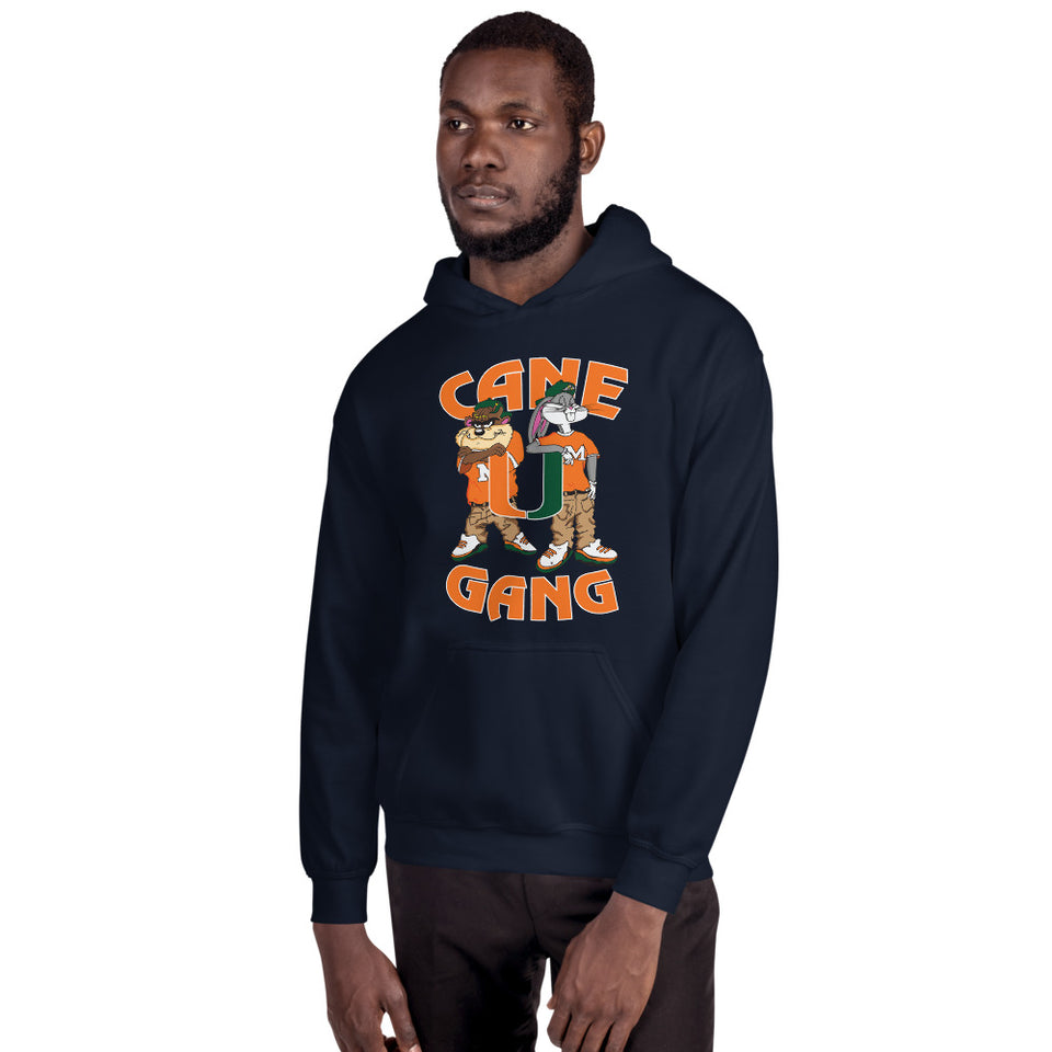 Cane Gang looney tunes edition Unisex Hoodie