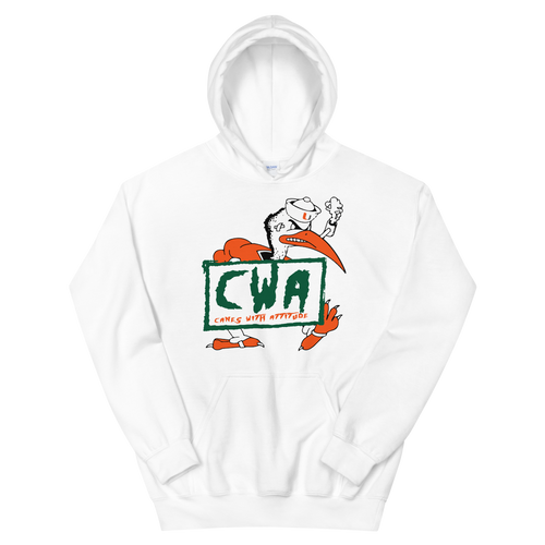 Canes With Attitude Unisex Hoodie