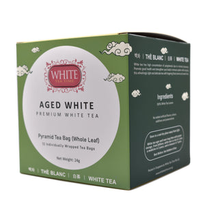 Aged White (Luxury Foil Pouch)