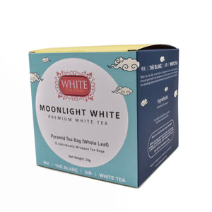 Moonlight White (Luxury Foil Pouch)