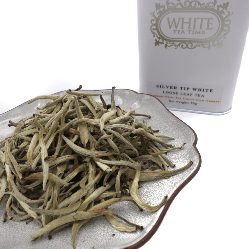 Silver Tip White (Loose Leaf Tea)