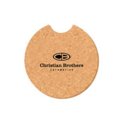 Cork Car Coasters