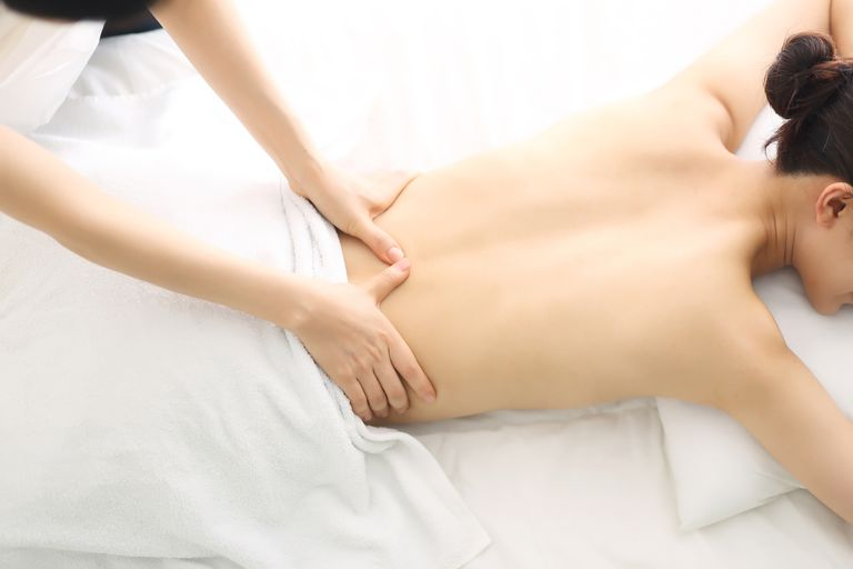 How To Massage For Back Pain