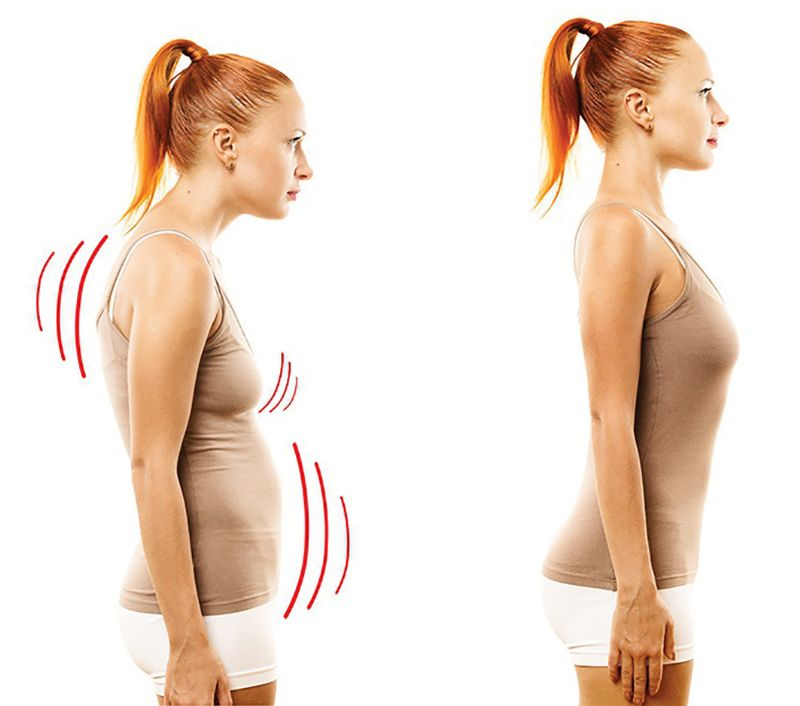 How Your Body Weight Affects Your Posture?