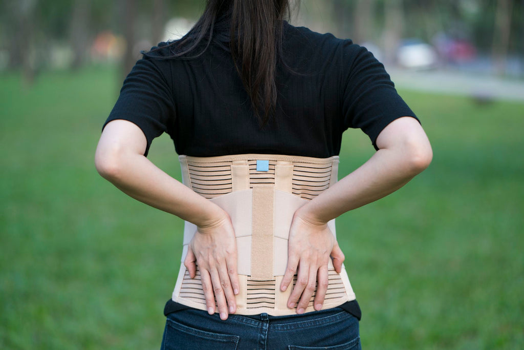 How To Wear A Back Support Correctly - Your Back Pain Relief