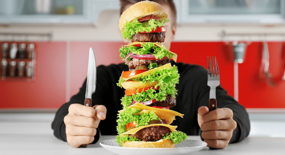 How Overeating Affects Back Pain