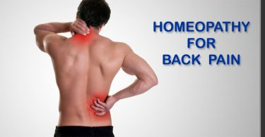 Homeopathy And Back Pain - Your Back Pain Relief
