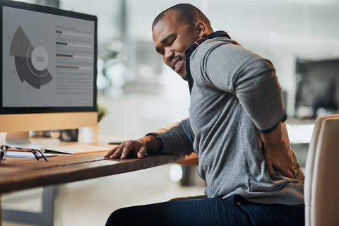 Sitting Down Too Much - Your Back Pain Relief