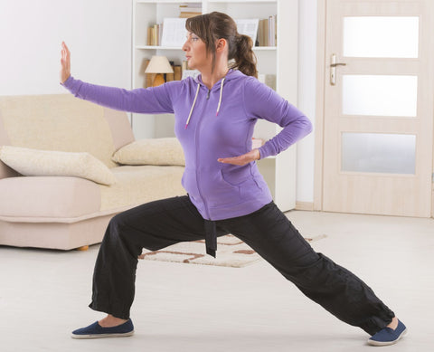 Tai-Chi For Better Posture - Your Back Pain Relief