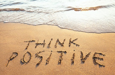 Think Positive - Your Back Pain Relief