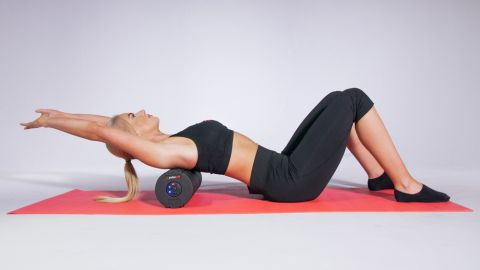 Foam Roller Exercises for Back - Your Back Pain Relief
