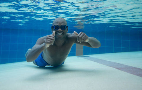 Swimming For Back Pain - YBRP