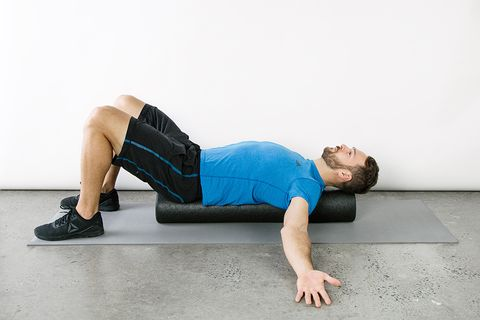 Foam Roller Exercises - Your Back Pain Relief
