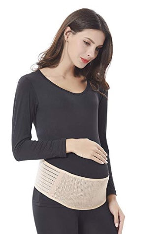 What else do pregnancy support belts do