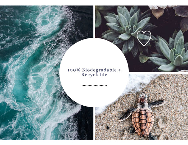 100% Biodegradable, Sustainable, Ethical Swimwear