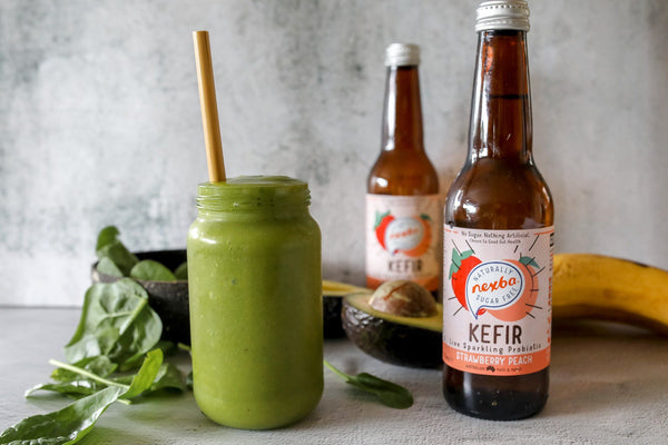 Kefir Greens Smoothie