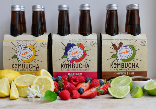 5 reasons you should drink kombucha
