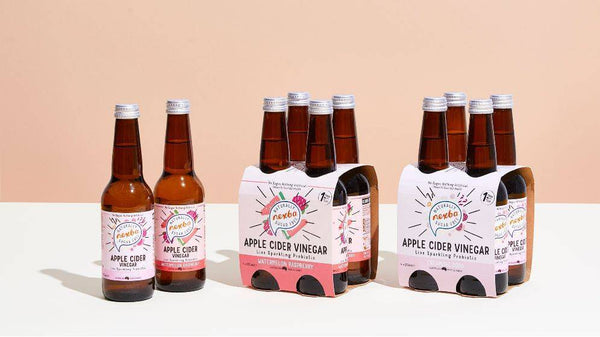 New Apple Cider Vinegar Soda is here (and it tastes epic!)